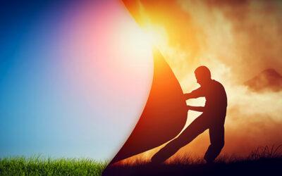 Risse – Licht – und das Wesen von Veränderung